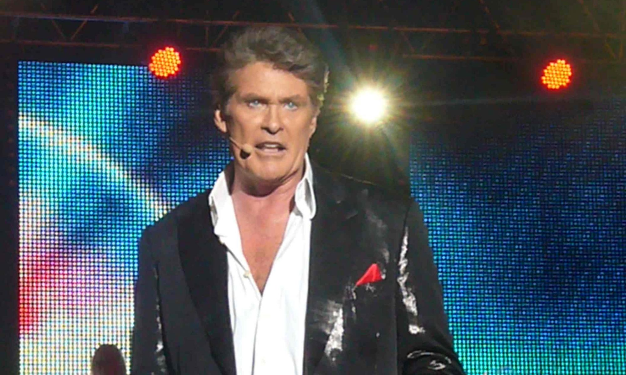 How I met The Hoff